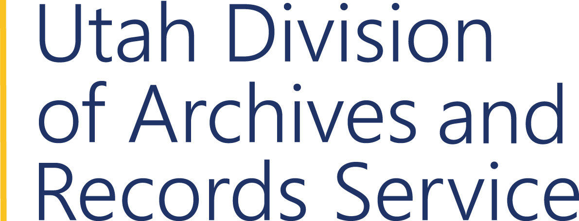 Utah Division of State Archives